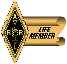 Life Member, American Radio Relay League
